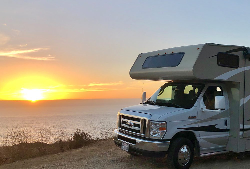RV'ING AROUND NORTHERN CALIFORNIA- WEEK 1